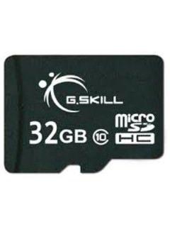 G.Skill FF-TSDG32GA-C10 32GB Class 10 MicroSDHC Memory Card Price in India