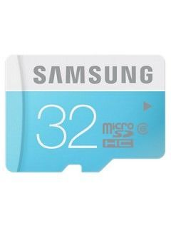 Samsung MB-MS32D 32GB Class 6 MicroSDHC Memory Card Price in India