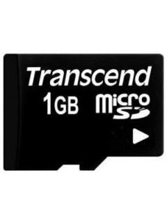 Transcend TS1GUSDC 1GB Class 2 MicroSD Memory Card Price in India
