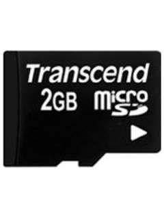 Transcend TS2GUSDC 2GB Class 2 MicroSD Memory Card Price in India