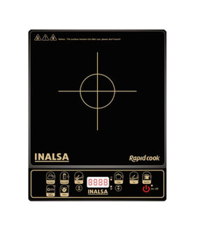 Inalsa Rapid Cook Induction Cooktop Price in India