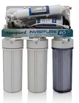 Eureka Forbes Aquaguard Invisipure 12L RO Water Purifier Price in India