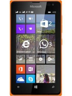 Microsoft Lumia 435 Dual SIM Price in India