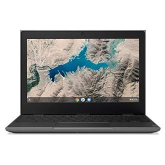 Lenovo Chromebook 100e (81QB000AUS) Laptop (11.6 Inch | MediaTek Quad Core | 4 GB | Google Chrome | 16 GB SSD) Price in India