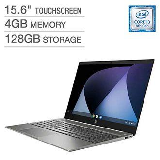 HP Chromebook 15-de0035cl (6VC28UA) Laptop (15.6 Inch   Core i3 8th Gen   4 GB   Google Chrome   128 GB SSD) Price in India