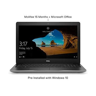Dell Inspiron 15 3595 (C540502WIN8) Laptop (15.6 Inch | AMD Dual Core A6 | 4 GB | Windows 10 | 1 TB HDD) Price in India