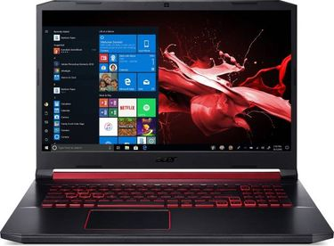 Acer Nitro 5 AN517-51-516W (NH.Q5CSI.004) Laptop (17.3 Inch | Core i5 9th Gen | 8 GB | Windows 10 | 1 TB HDD 256 GB SSD) Price in India