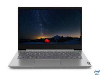 Lenovo ThinkBook 14 (20RV00BLIH) Laptop (14 Inch   Core i3 10th Gen   4 GB   DOS   1 GB HDD) Price in India
