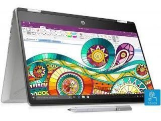 HP Pavilion TouchSmart 14 x360-14-dh1007tu (8GA82PA) Laptop (14 Inch   Core i3 10th Gen   4 GB   Windows 10   256 GB SSD) Price in India