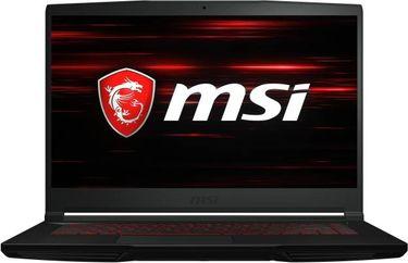 MSI GF63 Thin 9SC-240IN Laptop (15.6 Inch   Core i5 9th Gen   8 GB   Windows 10   512 GB SSD) Price in India