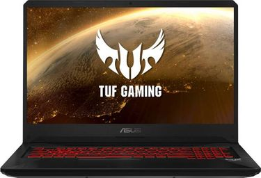 ASUS Asus TUF FX505DY-BQ002T Laptop (15.6 Inch | AMD Quad Core Ryzen 5 | 8 GB | Windows 10 | 1 TB HDD) Price in India
