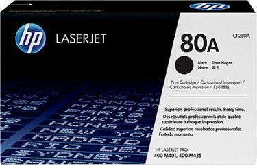 HP 80A Black LaserJet Toner Cartridge Price in India