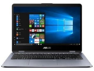 ASUS Asus Vivobook Flip TP410UA-DB51T Laptop (14 Inch | Core i5 7th Gen | 6 GB | Windows 10 | 1 TB HDD) Price in India