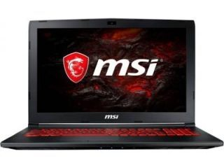 MSI GL62M 7RDX-1878XIN Laptop (15.6 Inch   Core i7 7th Gen   8 GB   DOS   1 TB HDD) Price in India