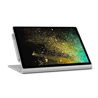Microsoft Surface Book 2 (HNL-00022) Laptop (13.5 Inch | Core i7 8th Gen | 16 GB | Windows 10 | 512 GB SSD) Price in India