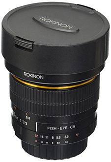 Rokinon FE8M-N 8mm F3.5 Fisheye Lens (for Nikon DSLR) Price in India