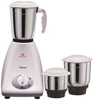 Bajaj Popular 450W Mixer Grinder Price in India