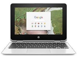 HP Chromebook x360 11-ae040nr (2MW53UA) Laptop (11.6 Inch   Celeron Dual Core   4 GB   Google Chrome   32 GB SSD) Price in India
