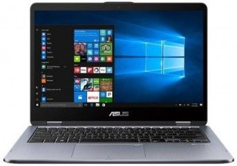 ASUS Asus Vivobook Flip TP410UA-EC509T Laptop (14.1 Inch | Core i3 7th Gen | 4 GB | Windows 10 | 1 TB HDD 128 GB SSD) Price in India