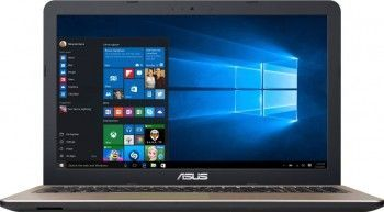 ASUS Asus VivoBook 15 X540UA-GQ284T Laptop (15.6 Inch | Core i3 6th Gen | 6 GB | Windows 10 | 1 TB HDD) Price in India