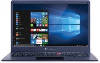 iball iBall Exemplaire Plus CompBook Laptop (14 Inch   Atom Quad Core   4 GB   Windows 10   32 GB SSD) Price in India