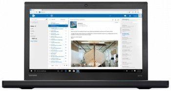 Lenovo Thinkpad X270 (20HMA11600) Laptop (12.5 Inch   Core i5 7th Gen   8 GB   Windows 10   512 GB SSD) Price in India