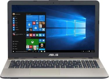 ASUS Asus Vivobook Max A541UV-DM977T Laptop (15.6 Inch   Core i3 7th Gen   4 GB   Windows 10   1 TB HDD) Price in India