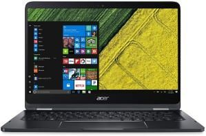 Acer Spin 7 SP714-51-M98D (NX.GKPAA.004) Laptop (14 Inch | Core i7 7th Gen | 8 GB | Windows 10 | 256 GB SSD) Price in India