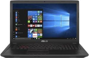 ASUS Asus FX553VE-DM318T Laptop (15.6 Inch | Core i7 7th Gen | 8 GB | Windows 10 | 1 TB HDD) Price in India