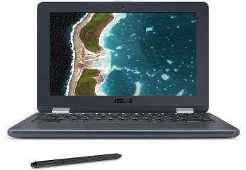 ASUS Asus Chromebook Flip C213SA-YS02-S Laptop (11.6 Inch   Celeron Dual Core   4 GB   Google Chrome   32 GB SSD) Price in India