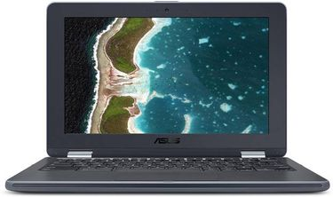 ASUS Asus Chromebook Flip C213SA-YS02-S Laptop (11.6 Inch | Celeron Dual Core | 4 GB | Google Chrome | 32 GB SSD) Price in India