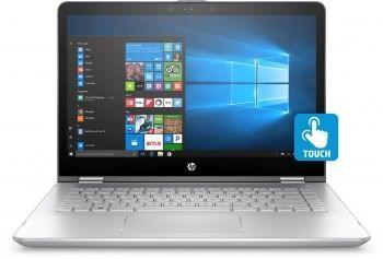 HP Pavilion TouchSmart 14 x360 14-ba078TX (2LR85PA) Laptop (14 Inch   Core i7 7th Gen   8 GB   Windows 10   1 TB HDD 8 GB SSD) Price in India