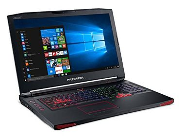 Acer Predator 17 G9-793-70DL (NH.Q1UAA.001) Laptop (17.3 Inch | Core i7 7th Gen | 32 GB | Windows 10 | 2 TB HDD 256 GB SSD) Price in India