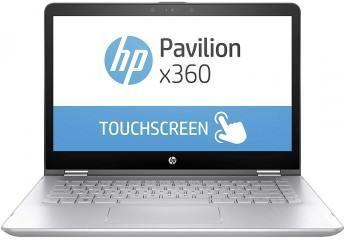HP Pavilion x360 14-ba073TX (2FK60PA) Laptop (14 Inch   Core i5 7th Gen   8 GB   Windows 10   1 TB HDD 8 GB SSD) Price in India
