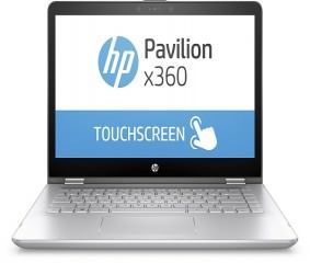HP Pavilion x360 14-ba075tx (2FK62PA) Laptop (14 Inch | Core i3 7th Gen | 4 GB | Windows 10 | 1 TB HDD) Price in India