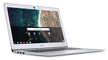 Acer Chromebook CB3-431-C5FM (NX.GC2AA.007) Laptop (14 Inch | Celeron Quad Core | 4 GB | Google Chrome | 32 GB SSD) Price in India