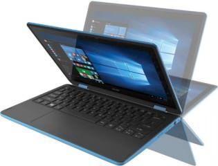Acer Aspire R3-131T (NX.G0YSI.011) Laptop (11.6 Inch | Pentium Quad Core | 4 GB | Windows 10 | 500 GB HDD) Price in India