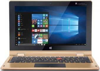 iball iBall CompBook i360 Laptop (11.6 Inch | Atom Quad Core X5 | 2 GB | Windows 10 | 32 GB SSD) Price in India