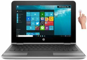 HP Pavilion x360 11-u107tu (Z4Q48PA) Laptop (11.6 Inch   Core i3 7th Gen   4 GB   Windows 10   1 TB HDD) Price in India