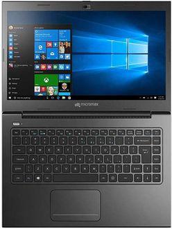 Micromax Neo LPQ61407W Laptop (14.0 Inch | Pentium Quad Core | 4 GB | Windows 10 | 500 GB HDD) Price in India
