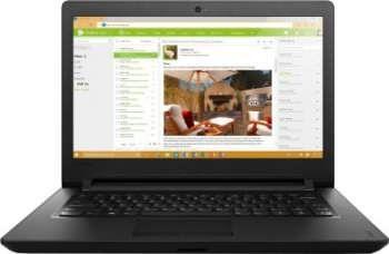 Lenovo Ideapad 110-14IBR (80T6003WIH) Laptop (14.0 Inch   Pentium Quad Core   4 GB   DOS   500 GB HDD) Price in India