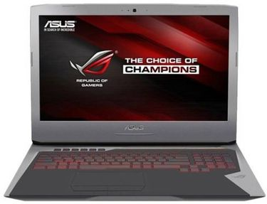 ASUS Asus ROG G752VY-GC489T Laptop (17.3 Inch | Core i7 6th Gen | 16 GB | Windows 10 | 1 TB HDD 512 GB SSD) Price in India
