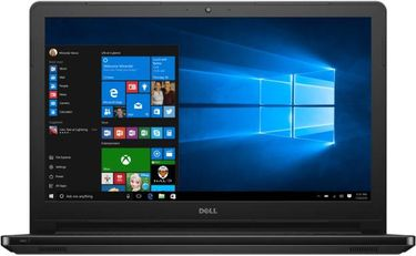Dell Inspiron 15 5555 (Z566120HIN9) Laptop (15.6 Inch   AMD Quad Core A10   8 GB   Windows 10   1 TB HDD) Price in India