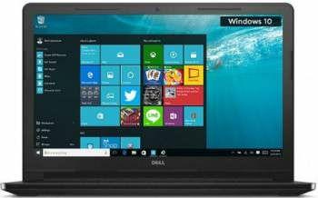 Dell Inspiron 15 3552 (Z565162HIN9) Laptop (15.6 Inch   Pentium Quad Core   4 GB   Windows 10   500 GB HDD) Price in India