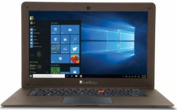iball iBall Exemplaire CompBook Laptop (14.0 Inch   Atom Quad Core   2 GB   Windows 10   32 GB SSD) Price in India