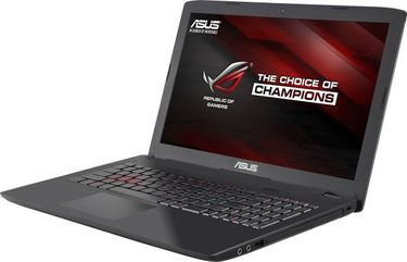 ASUS Asus ROG GL552VW-CN426T Laptop (15.6 Inch | Core i7 6th Gen | 8 GB | Windows 10 | 1 TB HDD) Price in India