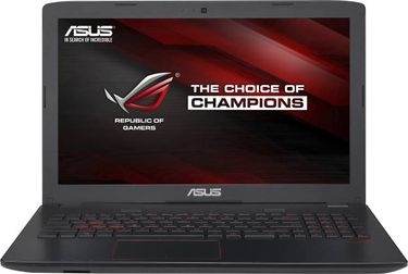 ASUS Asus ROG GL552VW-CN430T Laptop (15.6 Inch | Core i7 6th Gen | 16 GB | Windows 10 | 1 TB HDD 128 GB SSD) Price in India
