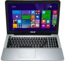 ASUS Asus A555LA-XX2064D Laptop (15.6 Inch | Core i3 5th Gen | 4 GB | DOS | 1 TB HDD) Price in India