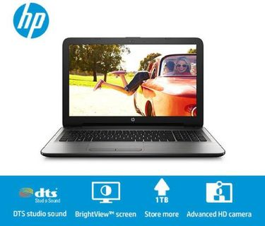 HP 15-ac184tu (T0X61PA) Laptop (15.6 Inch | Core i3 5th Gen | 4 GB | DOS | 1 TB HDD) Price in India