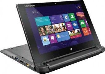 Lenovo Ideapad Flex 10 (59-439199) Laptop (10.1 Inch | Celeron Dual Core 4th Gen | 2 GB | Windows 8.1 | 500 GB HDD) Price in India